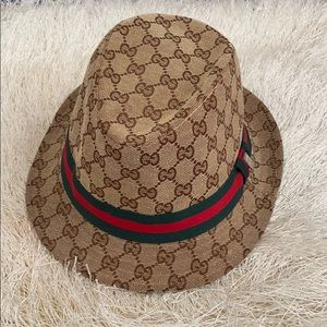 DUPE Gucci Beach Hat Sz Small